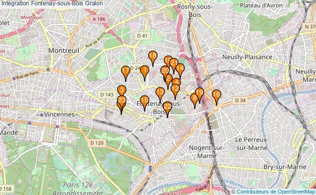 plan Intégration Fontenay-sous-Bois Associations intégration Fontenay-sous-Bois : 30 associations