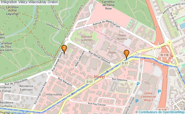 plan Intégration Vélizy-Villacoublay Associations intégration Vélizy-Villacoublay : 4 associations
