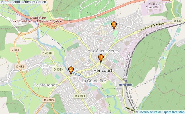 plan International Héricourt Associations international Héricourt : 3 associations