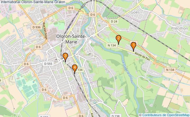plan International Oloron-Sainte-Marie Associations International Oloron-Sainte-Marie : 4 associations