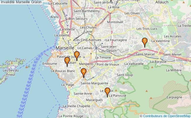 plan Invalidité Marseille Associations Invalidité Marseille : 6 associations