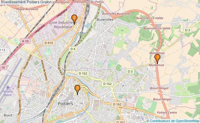 plan Investissement Poitiers Associations investissement Poitiers : 3 associations