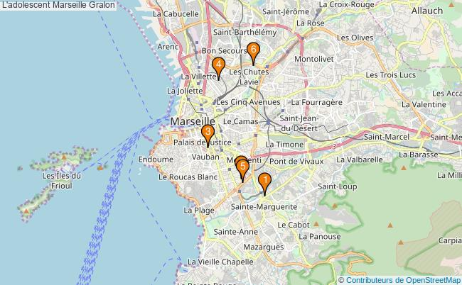plan L'adolescent Marseille Associations l'adolescent Marseille : 7 associations
