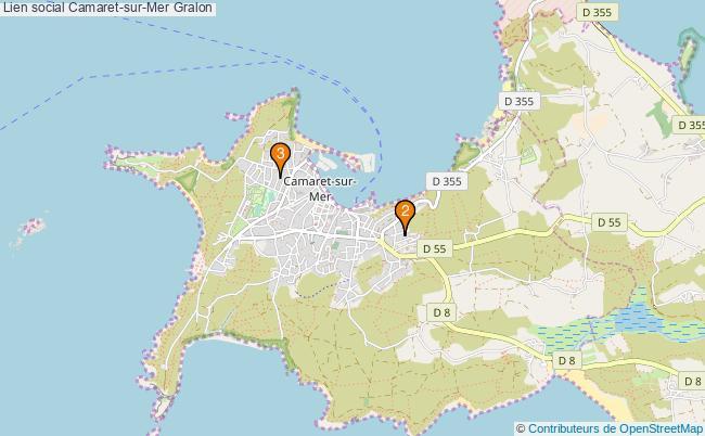 plan Lien social Camaret-sur-Mer Associations lien social Camaret-sur-Mer : 5 associations