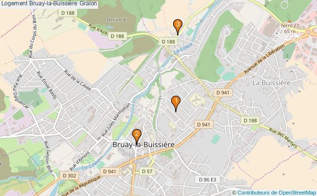 plan Logement Bruay-la-Buissière Associations logement Bruay-la-Buissière : 3 associations