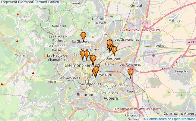 plan Logement Clermont-Ferrand Associations logement Clermont-Ferrand : 13 associations