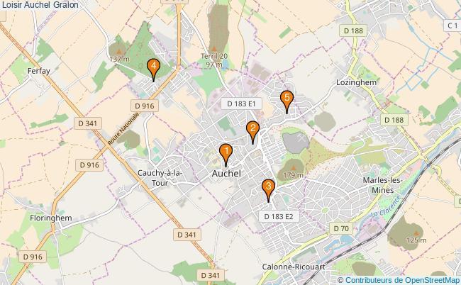 plan Loisir Auchel Associations loisir Auchel : 5 associations