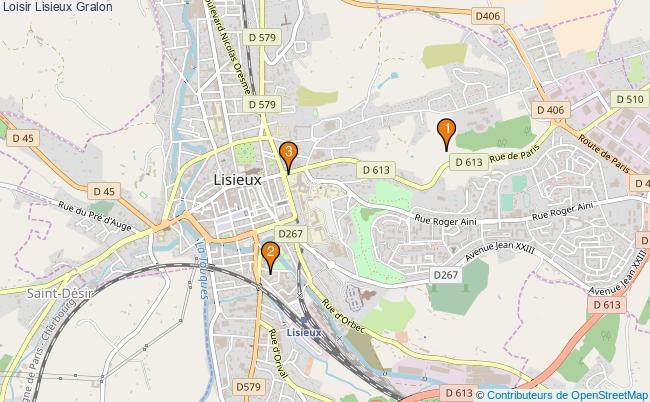 plan Loisir Lisieux Associations loisir Lisieux : 4 associations