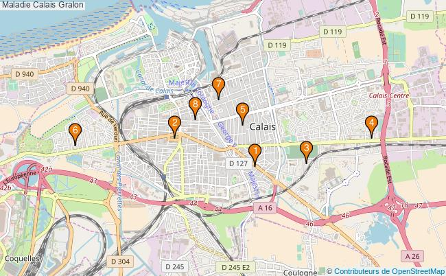 plan Maladie Calais Associations Maladie Calais : 9 associations