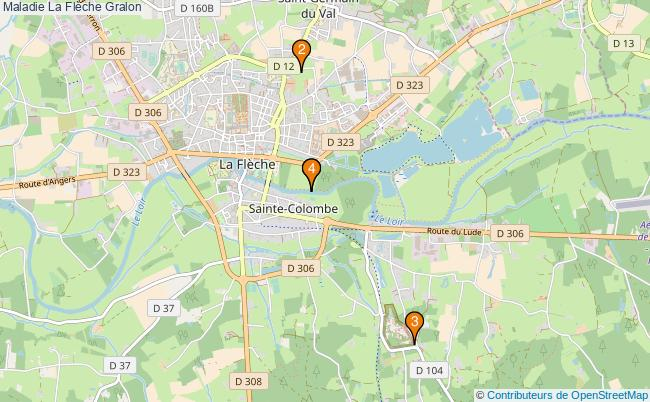 plan Maladie La Flèche Associations Maladie La Flèche : 4 associations