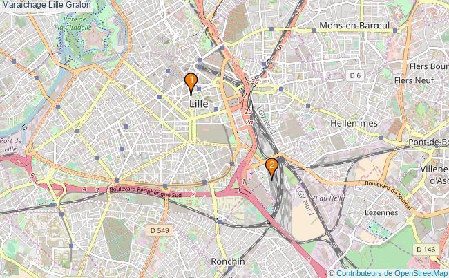 plan Maraîchage Lille Associations Maraîchage Lille : 3 associations