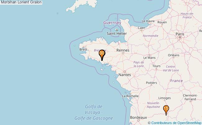plan Morbihan Lorient Associations Morbihan Lorient : 38 associations