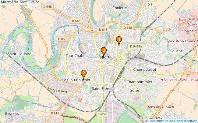 plan Multimédia Niort Associations multimédia Niort : 3 associations