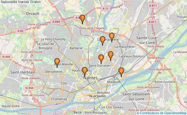 plan Nationalité Nantes Associations nationalité Nantes : 10 associations