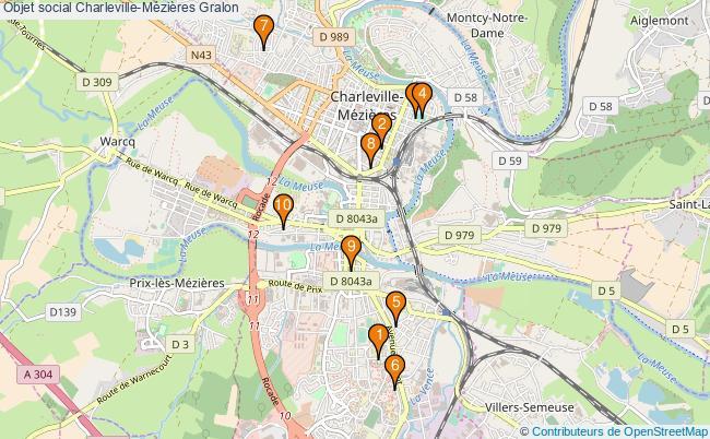 plan Objet social Charleville-Mézières Associations objet social Charleville-Mézières : 9 associations