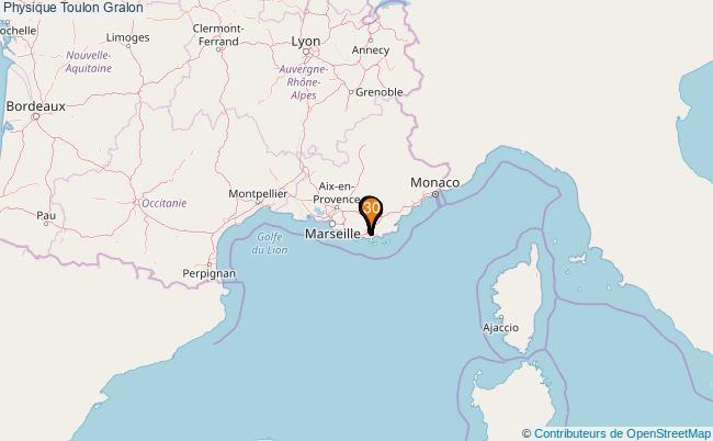 plan Physique Toulon Associations physique Toulon : 166 associations