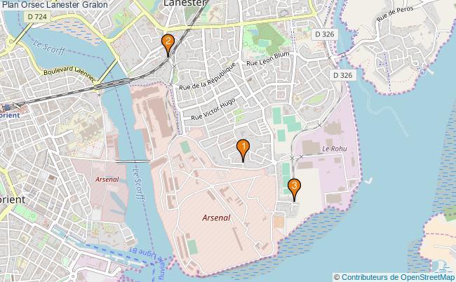 plan Plan Orsec Lanester Associations Plan Orsec Lanester : 3 associations