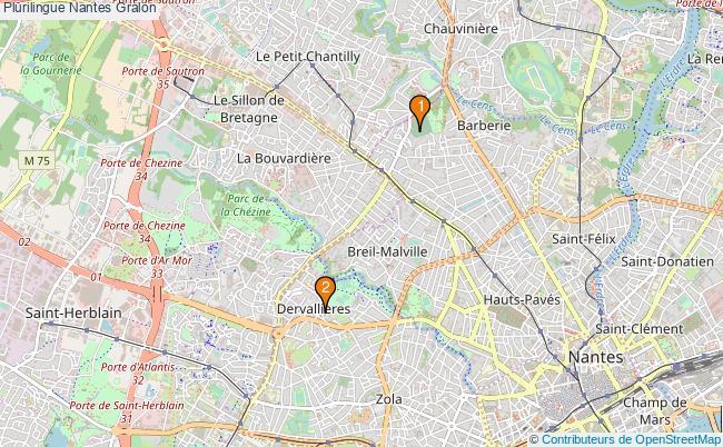 plan Plurilingue Nantes Associations plurilingue Nantes : 2 associations