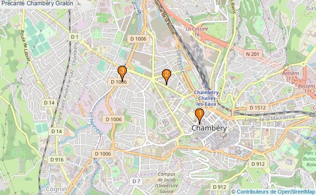 plan Précarité Chambéry Associations précarité Chambéry : 3 associations