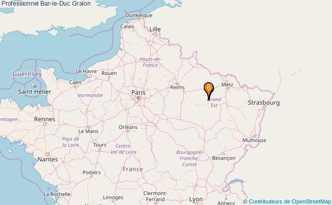 plan Professionnel Bar-le-Duc Associations professionnel Bar-le-Duc : 6 associations