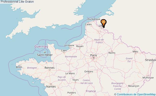 plan Professionnel Lille Associations professionnel Lille : 132 associations