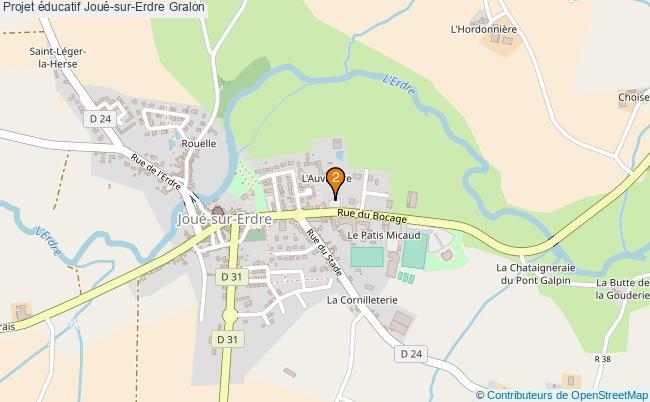 plan Projet éducatif Joué-sur-Erdre Associations projet éducatif Joué-sur-Erdre : 2 associations