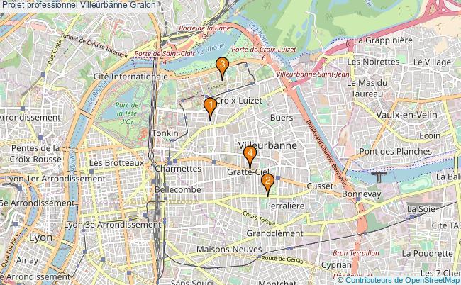 plan Projet professionnel Villeurbanne Associations projet professionnel Villeurbanne : 4 associations