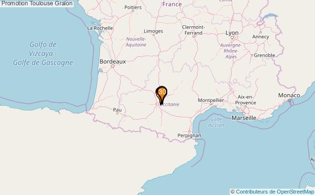 plan Promotion Toulouse Associations Promotion Toulouse : 1862 associations