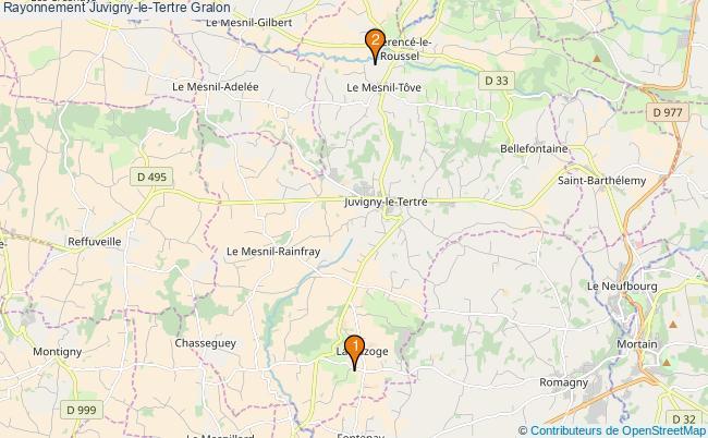 plan Rayonnement Juvigny-le-Tertre Associations Rayonnement Juvigny-le-Tertre : 2 associations