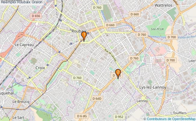 plan Réemploi Roubaix Associations Réemploi Roubaix : 3 associations
