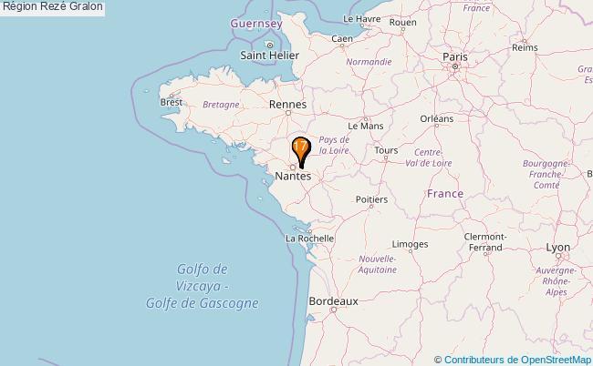 plan Région Rezé Associations région Rezé : 17 associations