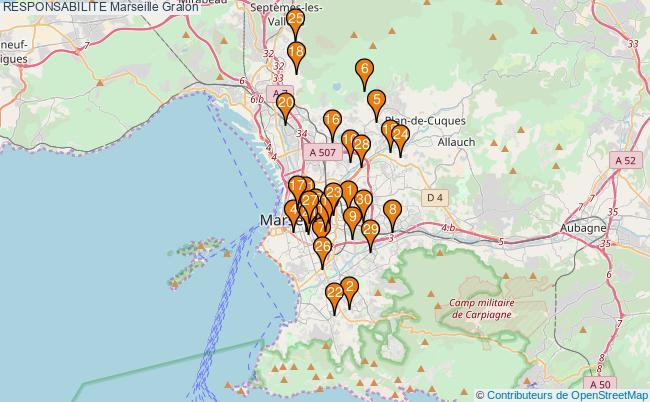 plan RESPONSABILITE Marseille Associations RESPONSABILITE Marseille : 240 associations