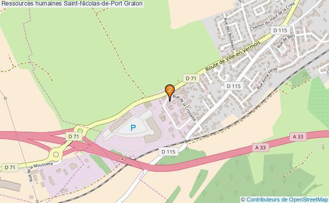 plan Ressources humaines Saint-Nicolas-de-Port Associations ressources humaines Saint-Nicolas-de-Port : 2 associations