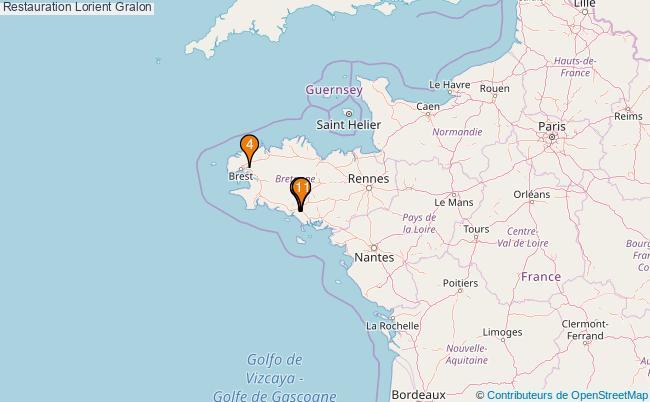 plan Restauration Lorient Associations Restauration Lorient : 11 associations