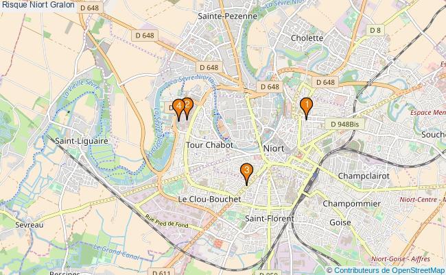plan Risque Niort Associations Risque Niort : 4 associations