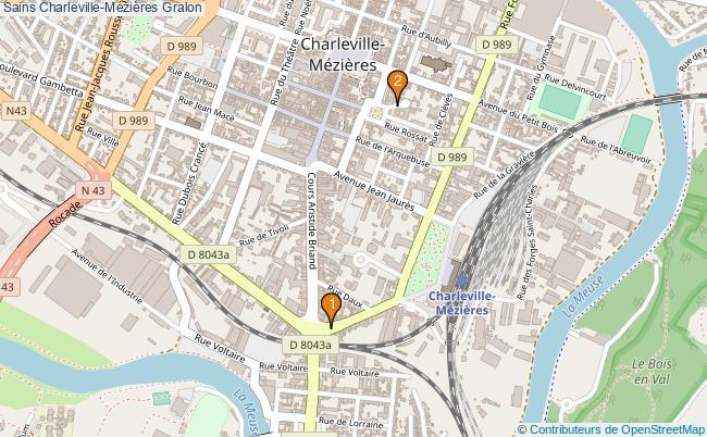 plan Sains Charleville-Mézières Associations sains Charleville-Mézières : 2 associations