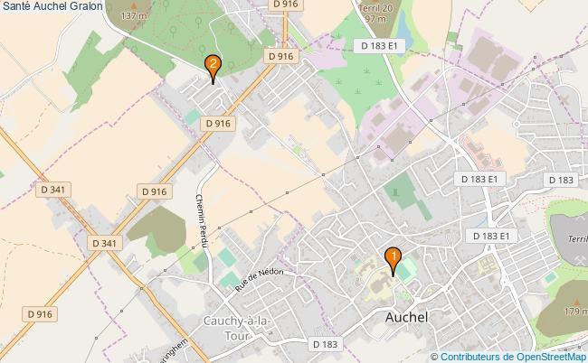 plan Santé Auchel Associations Santé Auchel : 2 associations