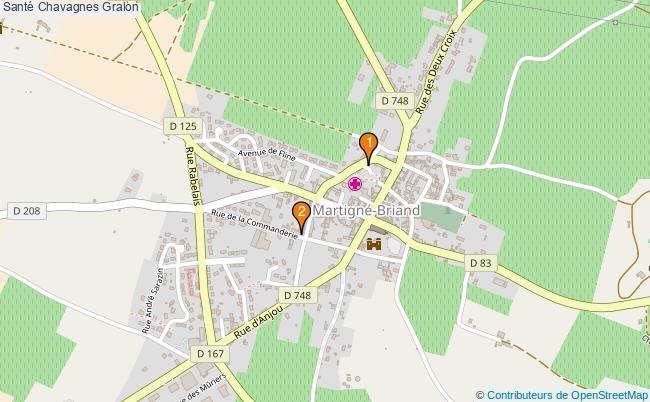 plan Santé Chavagnes Associations Santé Chavagnes : 2 associations