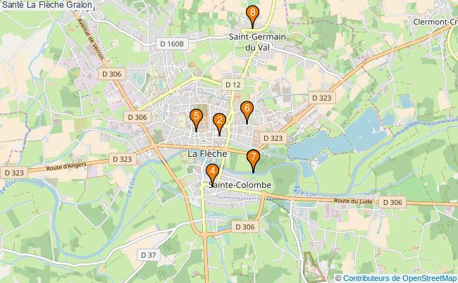 plan Santé La Flèche Associations Santé La Flèche : 8 associations