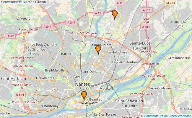 plan Souveraineté Nantes Associations souveraineté Nantes : 4 associations