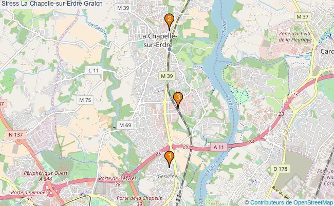 plan Stress La Chapelle-sur-Erdre Associations stress La Chapelle-sur-Erdre : 3 associations