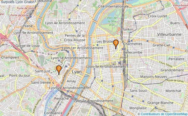 plan Surpoids Lyon Associations surpoids Lyon : 3 associations