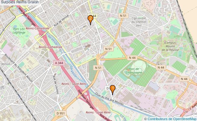 plan Surpoids Reims Associations surpoids Reims : 2 associations