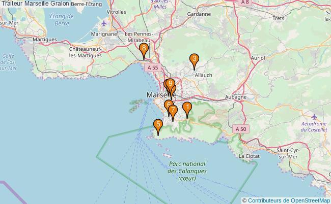 plan Traiteur Marseille Associations traiteur Marseille : 11 associations