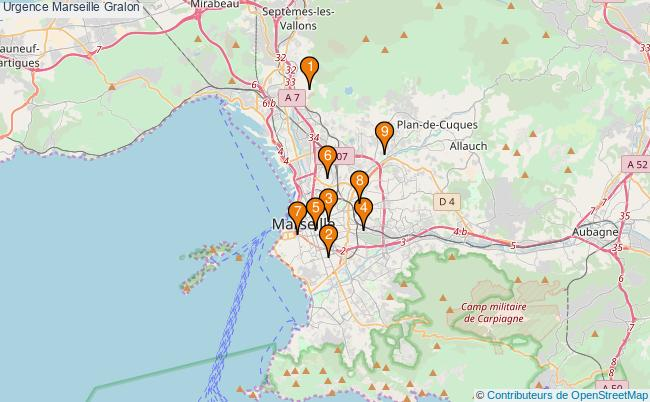 plan Urgence Marseille Associations Urgence Marseille : 8 associations