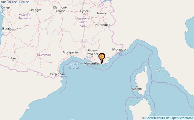 plan Var Toulon Associations Var Toulon : 197 associations