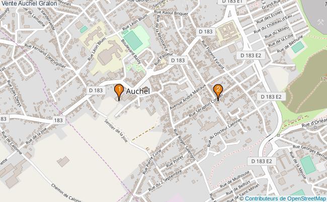 plan Vente Auchel Associations Vente Auchel : 3 associations