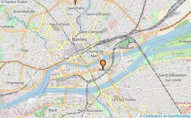 plan Vi Nantes Associations vi Nantes : 7 associations