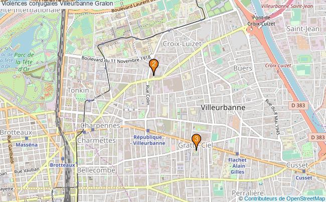 plan Violences conjugales Villeurbanne Associations Violences conjugales Villeurbanne : 5 associations