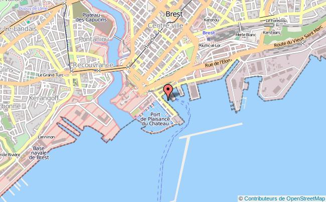 plan Délégation à La Mer Et Au Littoral Dml BREST CEDEX 9